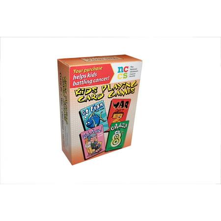 5 Star Mini Kids Card Games 8-pack