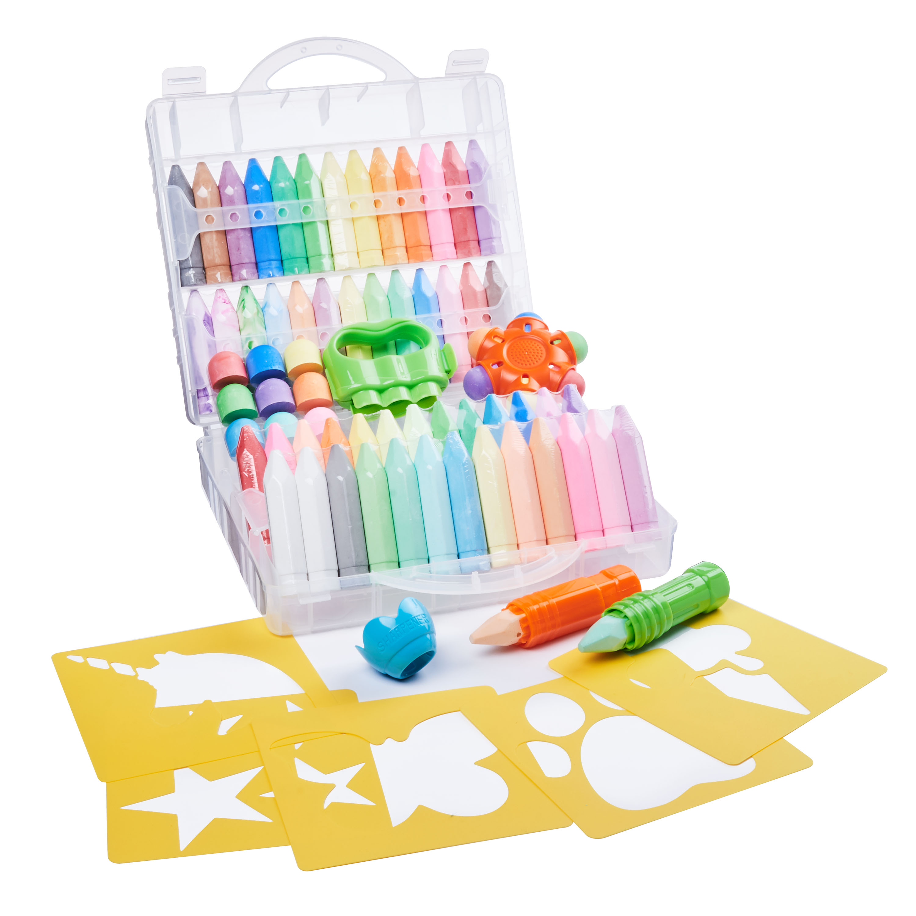 Colored Chalk 10801-48 16 Count