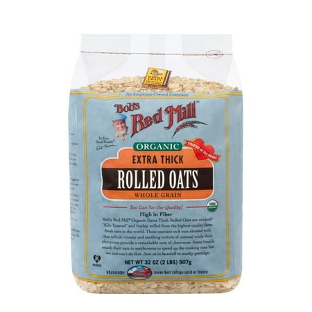 Bobs Red Mill Extra Thick Cut Oats - 32oz