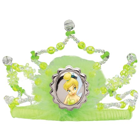 Morris Costumes Tinker Bell Tiara Adult/Child Halloween Accessory, Style, DG18234 - Tinkerbell Accessories