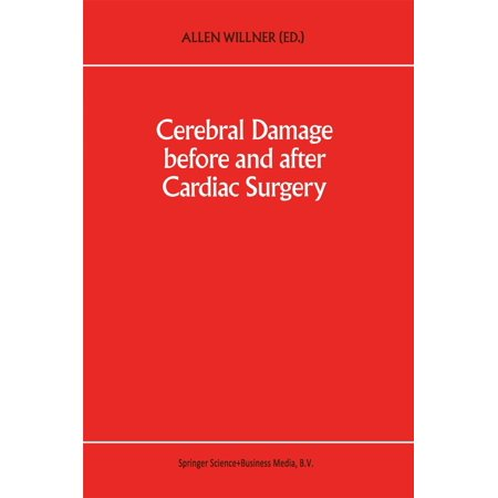 Cerebral Damage Before and After Cardiac Surgery -