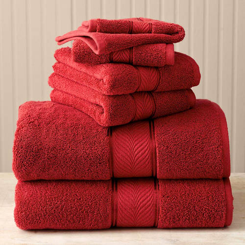 Better Homes and Gardens Thick and Plush Bath Towel Collection