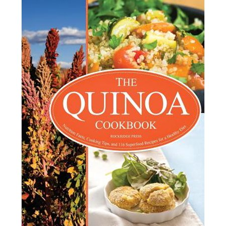 Quinoa Cookbook : Nutrition Facts, Cooking Tips, and 116 Superfood Recipes for a Healthy (Mountain Dew Code Red Nutrition Facts 20 Oz)