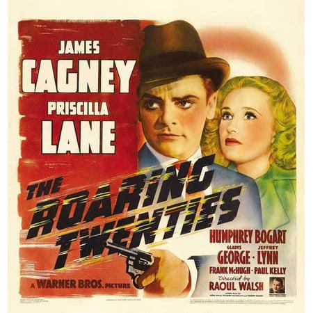The Roaring Twenties POSTER Movie (30x30) (Roaring Twenties Table Decorations)