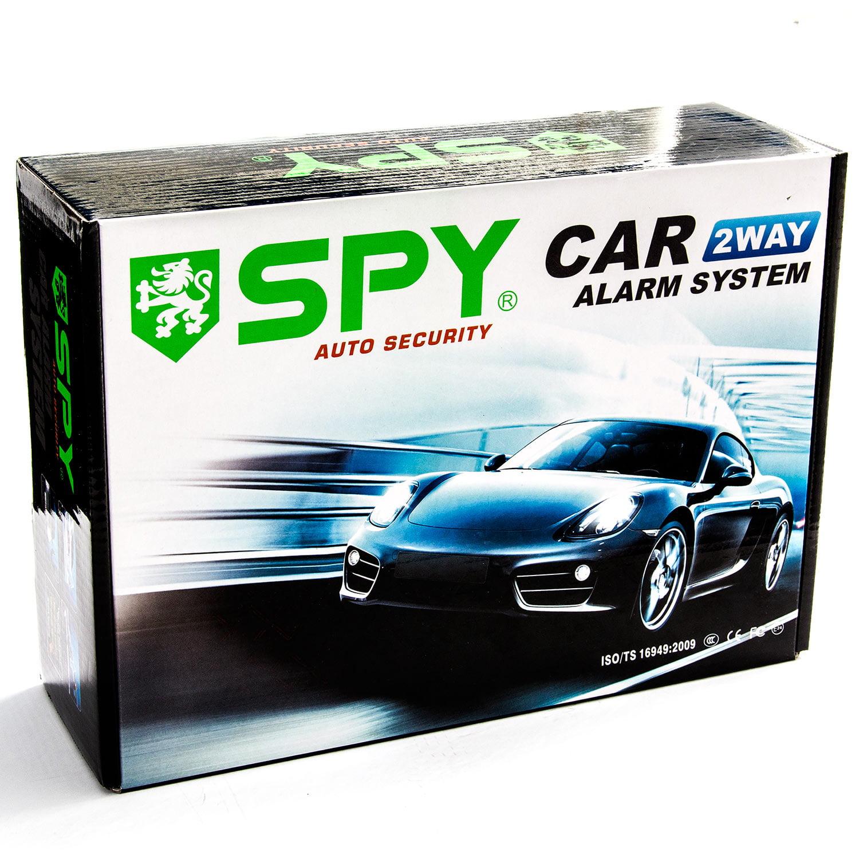 2-Way Car Alarm Security Alarm with LCD Status Display and Remote Engine Start for Chevy Camaro Van Cavalier Chevette Cobalt Kodiak - image 5 de 5