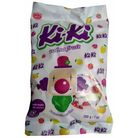 Kiki Fruit Toffee, 200g (7oz)