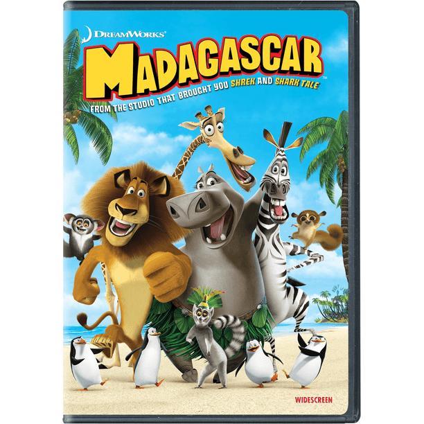 Madagascar Dvd Walmart Com Walmart Com