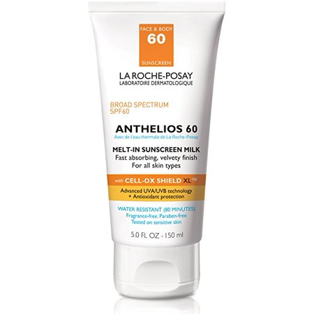 Laroche Posay Sun Protection Cream - La Roche-Posay Anthelios Melt-In Susncreen SPF 60, 5oz