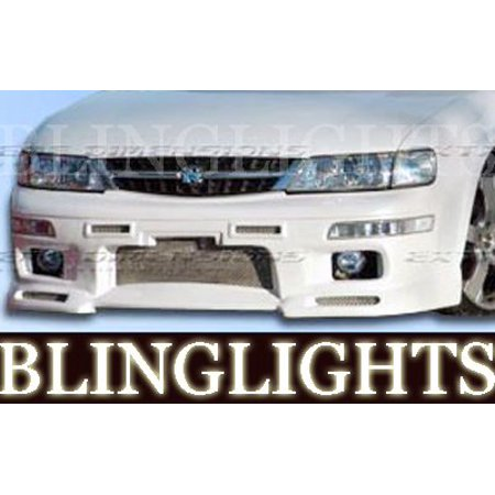 1995 1996 1997 1998 1998 1999 Nissan Maxima Extreme Dimensions Body Kit Foglamps Fog Lamps
