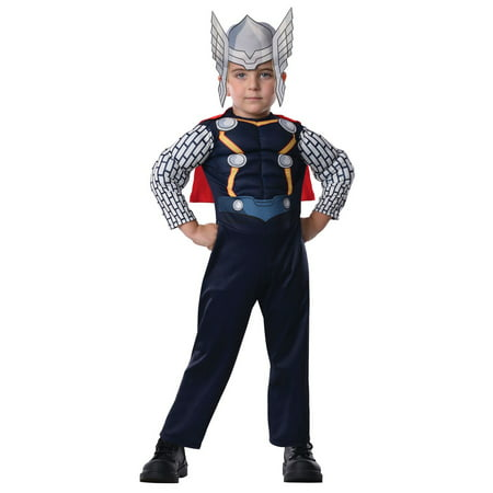 Halloween Thor Deluxe Infant/Toddler Costume - Thor Halloween Costume Walmart