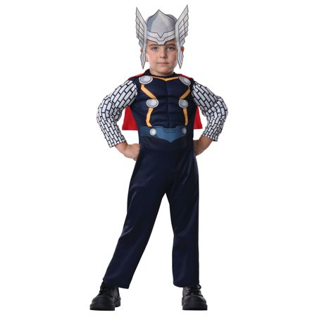 Halloween Thor Deluxe Infant/Toddler Costume](Toddler Thor Costume)