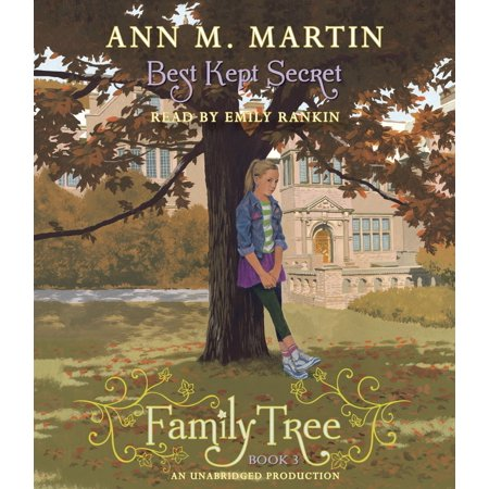 Family Tree Book Three - Audiobook