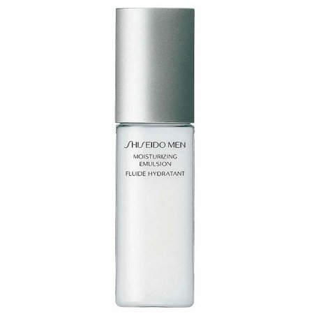 - Shiseido Men Moisturizing Emulsion, 3.4 Oz