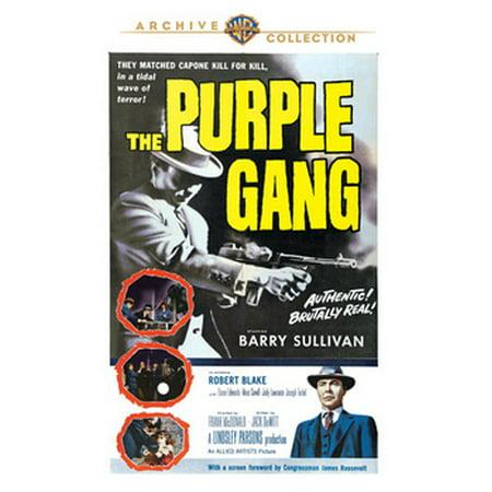 The Purple Gang (DVD)