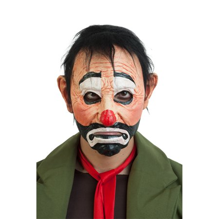 Adult Scary Trap the Clown Halloween Mask