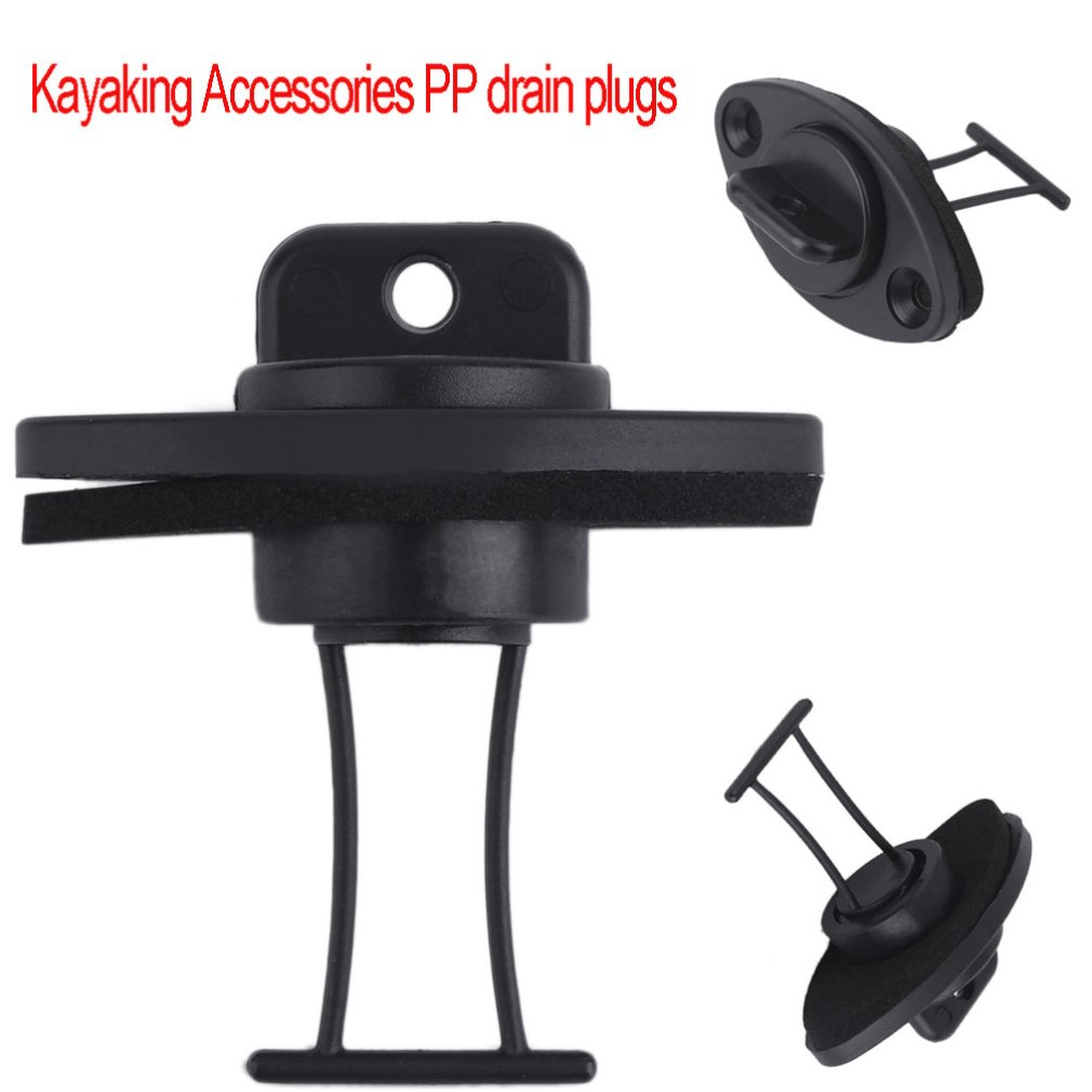 Professional Small Size Canoe Kayak Boat Scupper Stopper Drain Holes Plug Rowing by