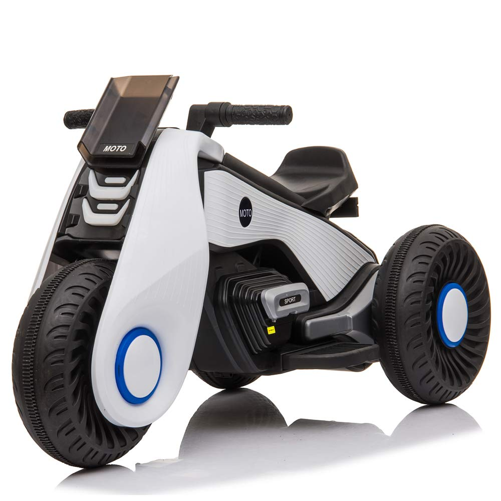 Kids Ride On Motorcycle,6V Battery Powered Electric