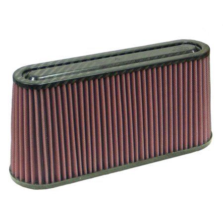 K&N Universal Air Filter - Carbon Fiber Top (Carbon Fiber Top)