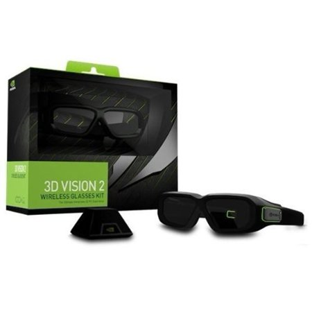 Nvidia 942-11431-0007-001 3D Vision2 Wireless Kit - 3 D Glasses