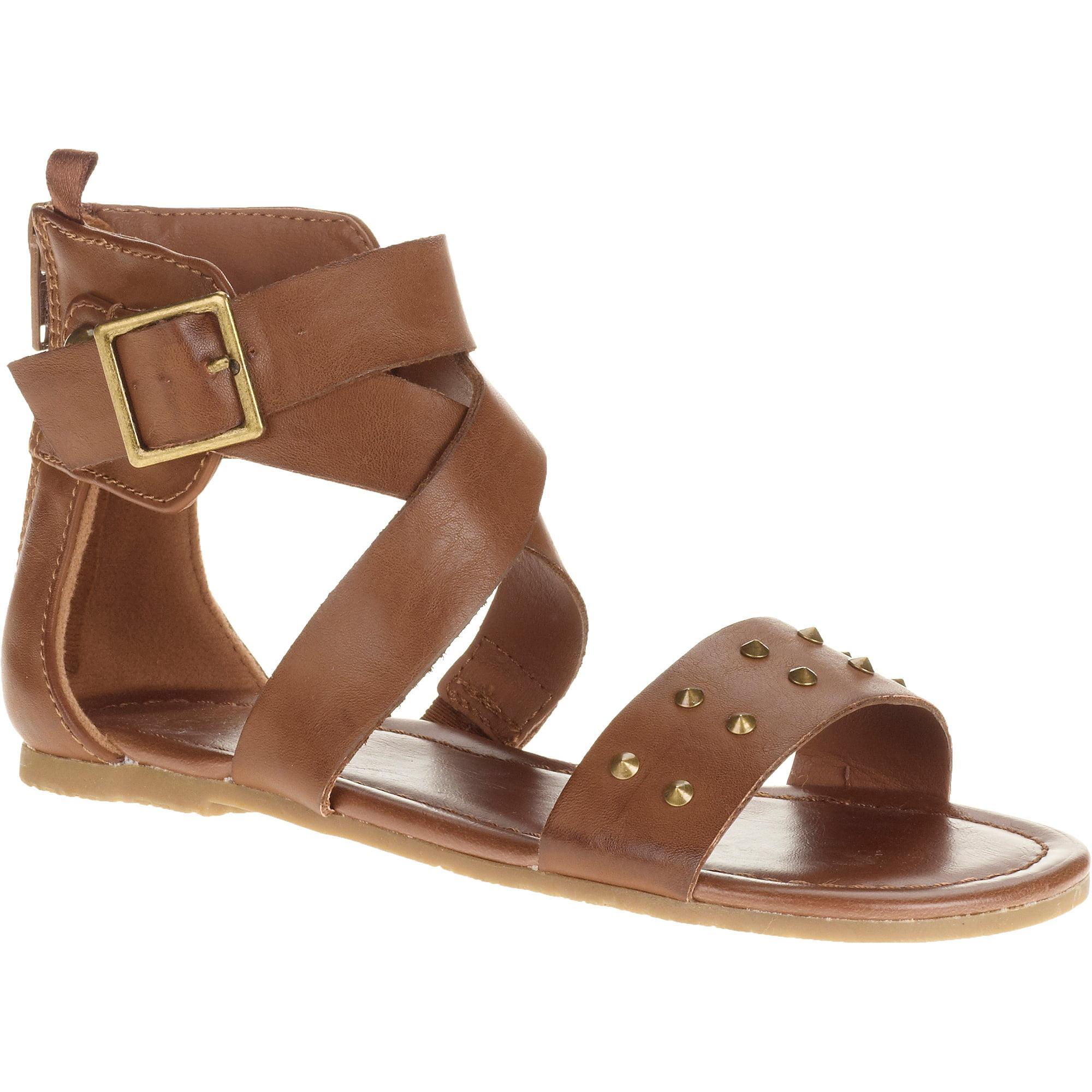 Faded Glory Girls' Gladiator Sandal