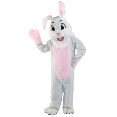Easter Bunny Mascot Costume