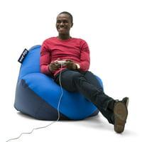 Big Joe Warp Bean Bag Chair, Available in Multiple Colors