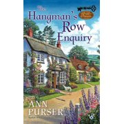 The Hangman's Row Enquiry - eBook
