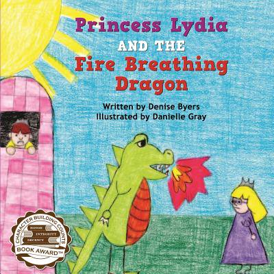 Princess Lydia and the Fire Breathing Dragon - eBook - Fire Breathing Dragon