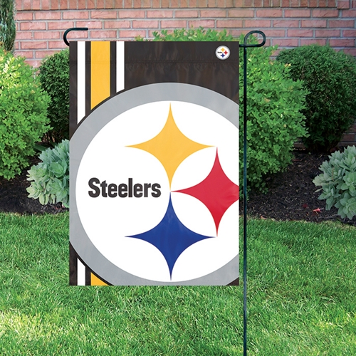 Pittsburgh Steelers Official NFL Garden Flag by Party Animal 163292