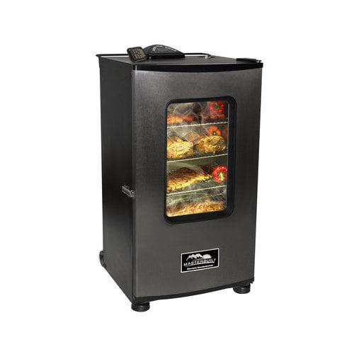 Bundle-27 Masterbuilt Electric Digital Smokehouse with RF Remote (Set of 2)