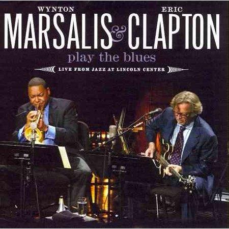 WYNTON MARSALIS & ERIC CLAPTON PLAY T