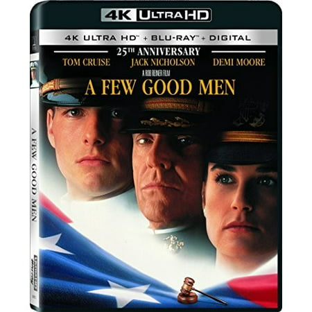 A Few Good Men (4K Ultra HD + Blu-ray + Digital)