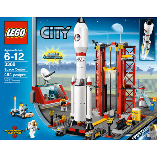 Lego City Space Center by LEGO Systems, Inc.