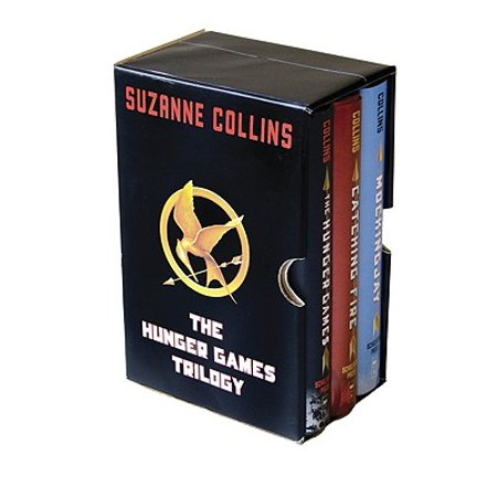 Hunger Games: The Hunger Games Trilogy Boxset (Other) - Hunger Games Themed Games