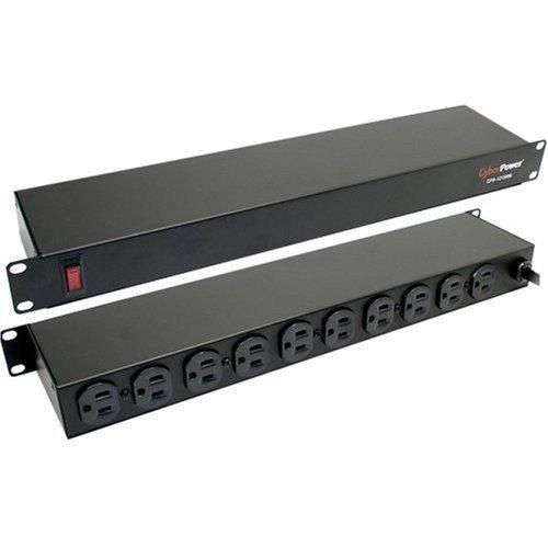 Cyberpower Cps-1215rm Rack Mount Power Strip 15 Amps (cps1215rm)