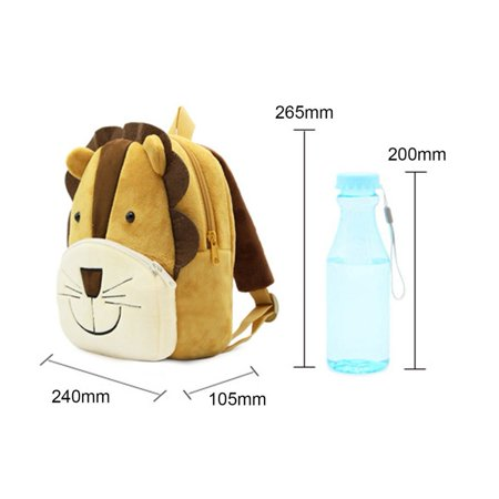 Lovely Animal Series Cute Children Schoolbag Lightweight Backpack For Kids Kindergarten Students School Bag Shoulder Bag - image 6 of 7