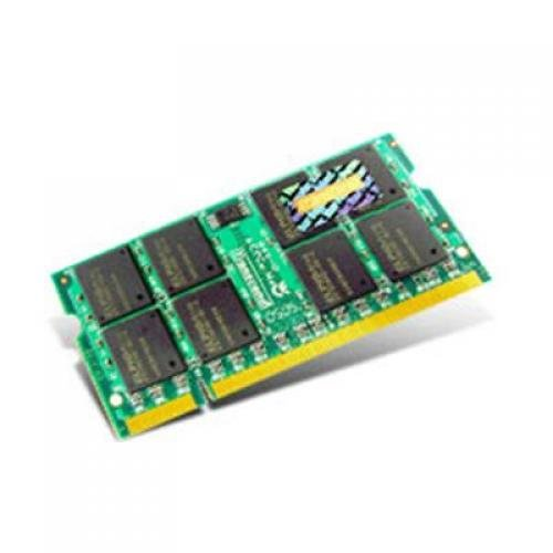 1GB Transcend JetRAM DDR2 PC2-5300 SO-DIMM 667MHz CL5 laptop memory module