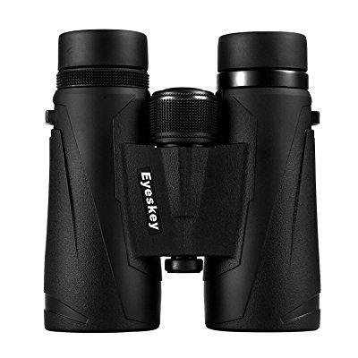 eyeskey 10x42 professional waterproof binoculars for adults, best choice for travelling, hunting, sports games and outdoor activities, extremely clear and