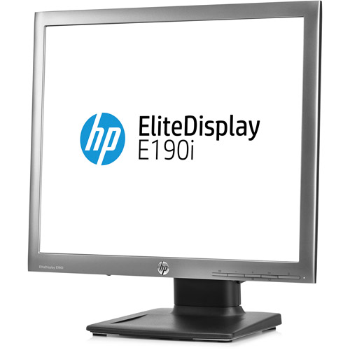 "HP EliteDisplay E190i - LED monitor - 18.9"" - Smart Buy"