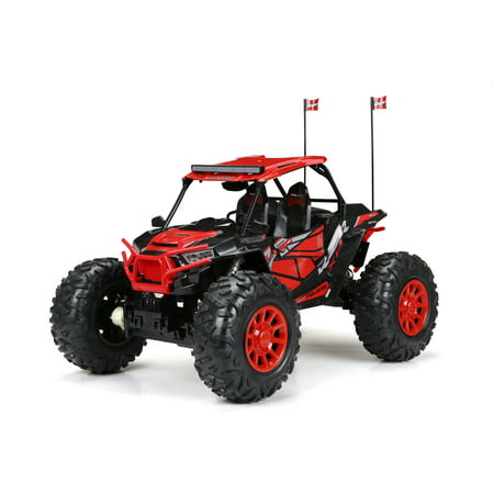 New Bright 1:5 Scale Radio Control Polaris RZR ATV 2.4GHz 12.8V