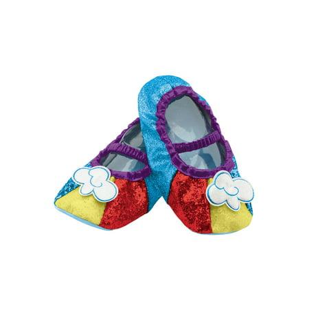 Rainbow Dash Child Slippers - Rainbow Dash Slippers