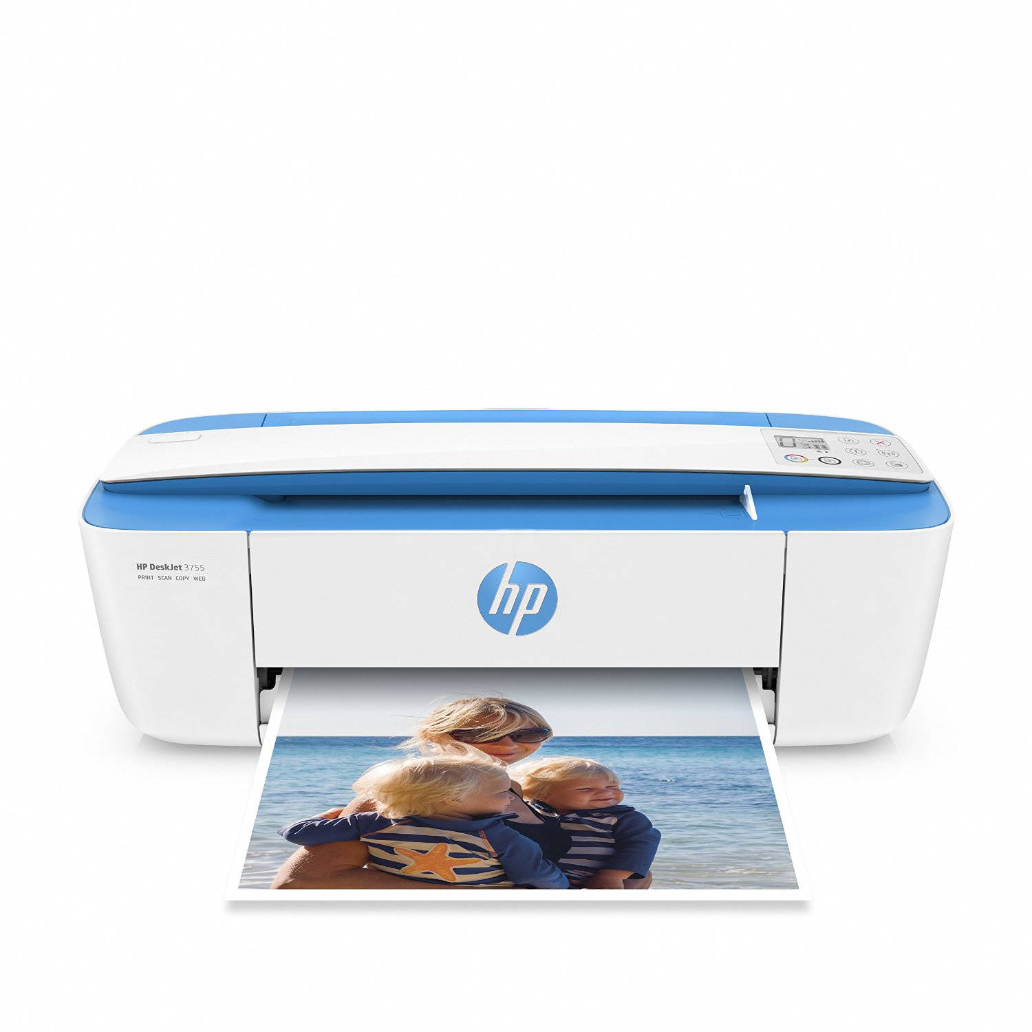 HP DeskJet 3752 All-in-One Printer - Walmart.com