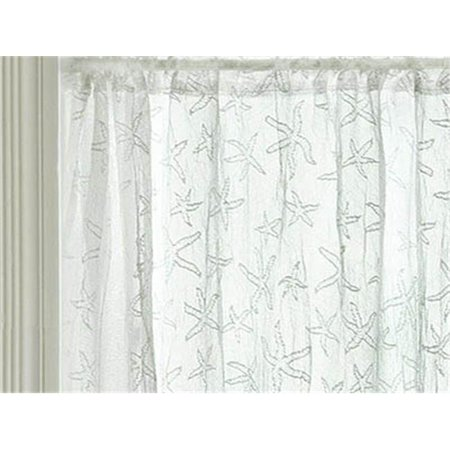 15 x 50 in. Starfish Sidelight Panel ()