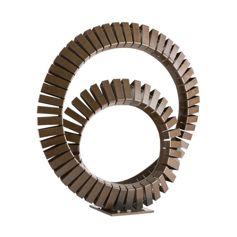 Arteriors Home Ned Iron Loops Sculpture by