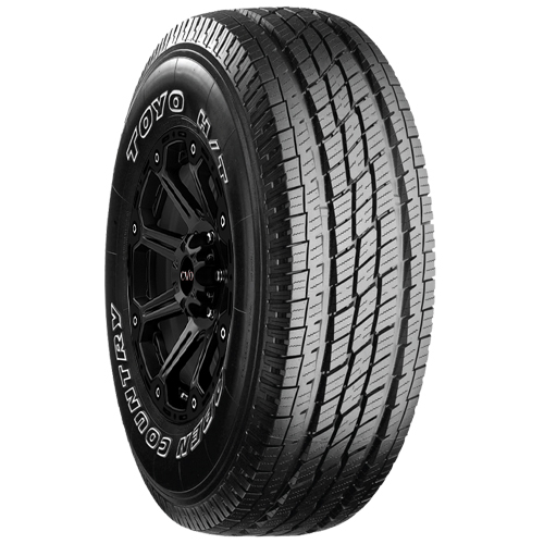 P245/70R16 Toyo Open Country H/T HT 106S B/4 Ply OWL Tire