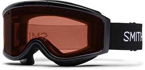 Smith Optics Monashee OTG Adult Airflow Series Snow Snowmobile Goggles Eyewear Black RC36   Medium by Smith Optics