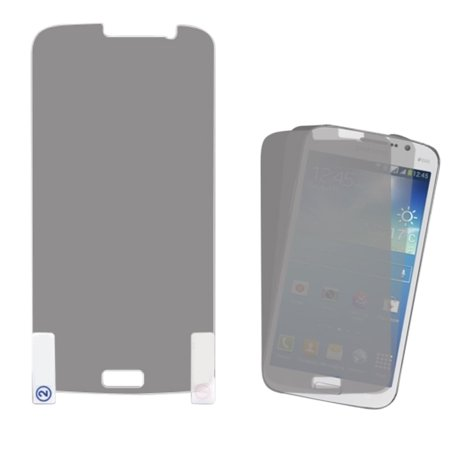 Insten Premium Twin Pack LCD Screen Protector Guard Film For Samsung Galaxy Mega