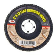 """""""Illinois Industrial Tool 4"""""""" x 72 Flap Disc - 120 Grit"""""""