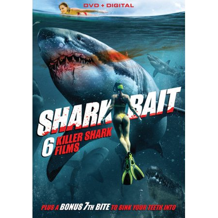 Shark Bait: 7 FIN-tastic Films (DVD)