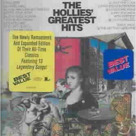 Hollies Greatest Hits (CD) (Remaster)](Halloween Hits Cd)